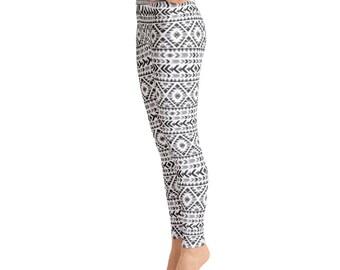 4947fa194a84 Aztec yoga pants