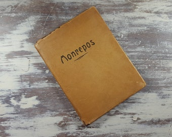 Items Similar To 1800s 1879 Rare Early Edition Antique Book