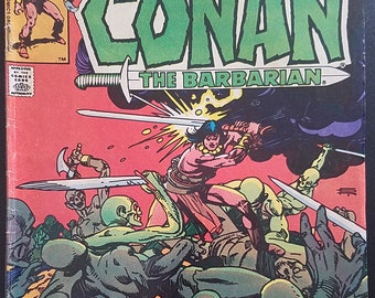 Conan the Barbarian #129 (1981) Comic Book