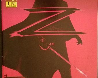 The Mask of Zorro #1 (1998) Comic Book