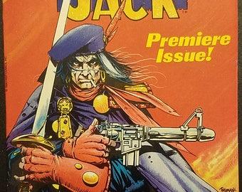 GrimJack #1 (1984) Comic Book