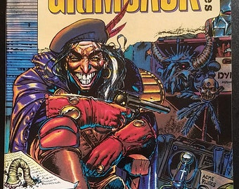 Grimjack Casefiles #1 (1990) Comic Books