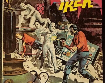 Star Trek #21 (1973) Comic Book