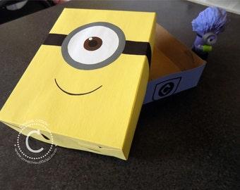 Beautiful and Unique Minion Gift Box