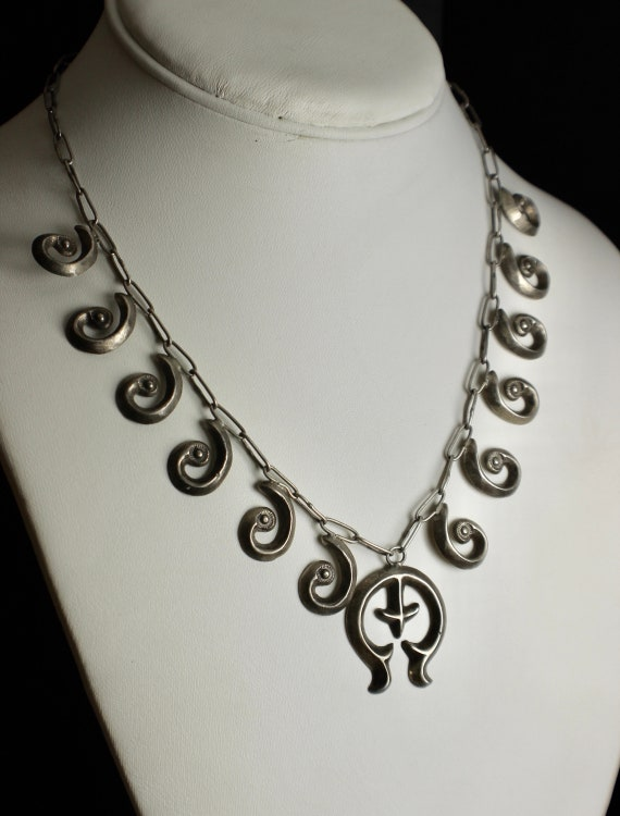 Sandcast Native American Handcrafted Heavy Sterling Silver Etsy