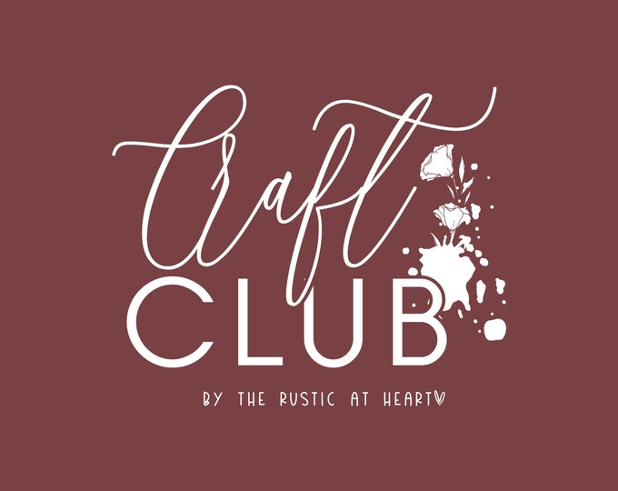 Craft Club - DIY Art Kits