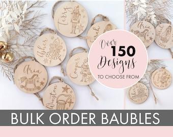 Christmas ornaments - BULK PURCHASE - 15+
