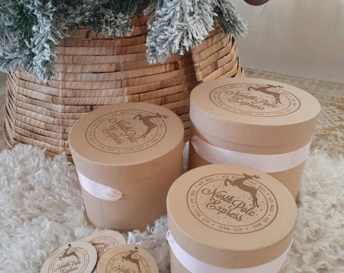 Christmas Eve Box - Christmas Gift Box.