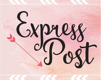 Express Post addition