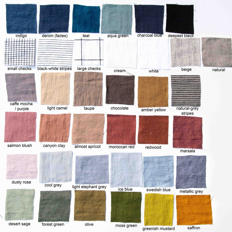 Fabric samples / READY TO SHIP image 0