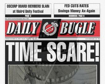 Daily bugle | Etsy