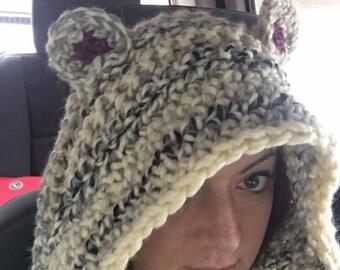 Crochet Hoods