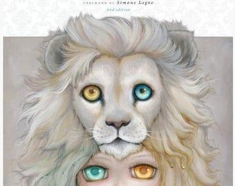 9 LEFT! SKETCHED Femina and Fauna: The Art of Camilla d'Errico