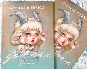 The Zodiac Art Book