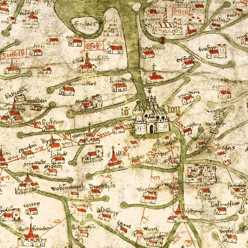 0352d601578a7 Carte Bretagne Medievale