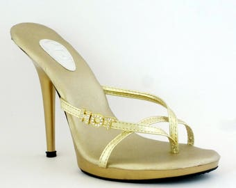 2ed3633f3 Can be personalized  5 inch Gold