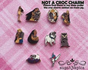 Pocahontas Bracelet Charm Pocahontas Charm Pocahontas Charm Bracelet Pocahontas Charm Bracelet Percy Charm Meeko Charm Flit