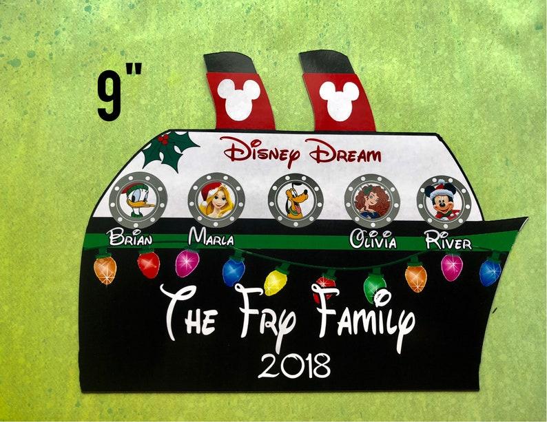 Merrytime Cruise Ship Magnet Christmas Cruise Magnet NEW Size Disney Cruise Door Magnet Merrytime Cruise Magnet Cruise Door Magnet