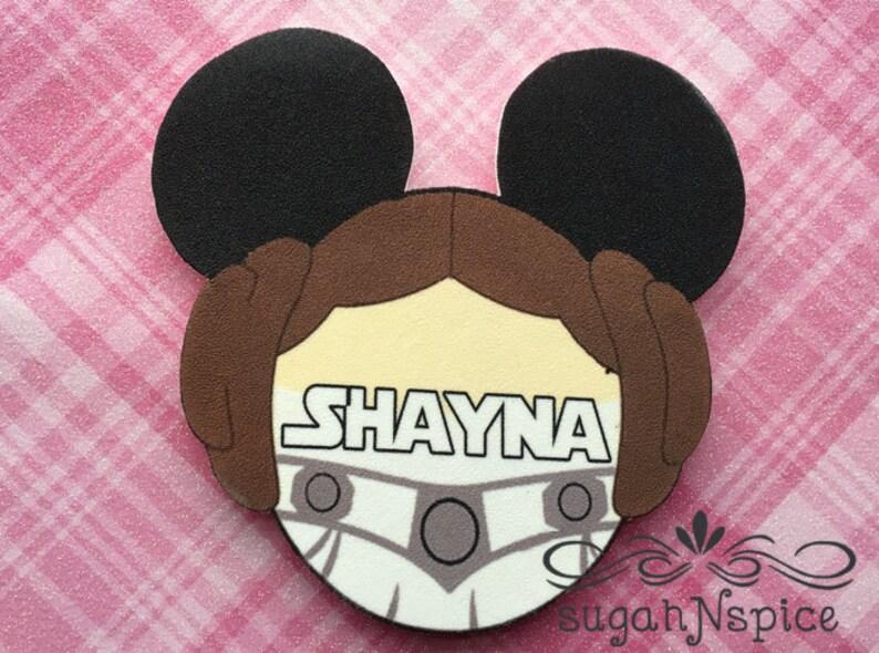 Disney Cruise Line Personalised Toy Story Ears Door Magnet