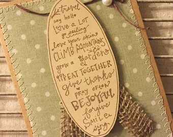 Homemade Card - Any occasion
