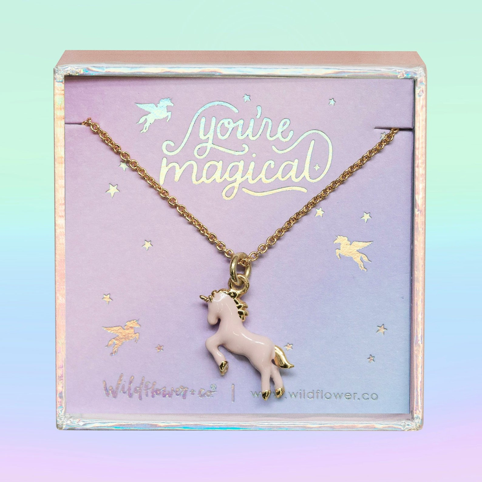 Unicorn bracelet/necklace