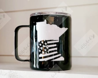 MN Coffee Mug/MN Tumbler/Minnesota Coffee Mug