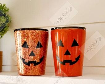 Pumpkin Tumbler/Kids Halloween Tumbler