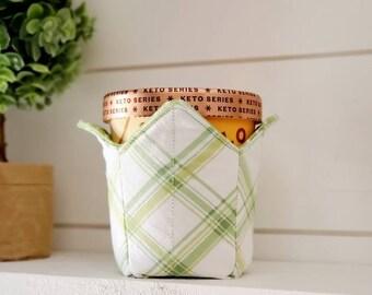 Pint Ice Cream Holder/Ice Cream Cozy