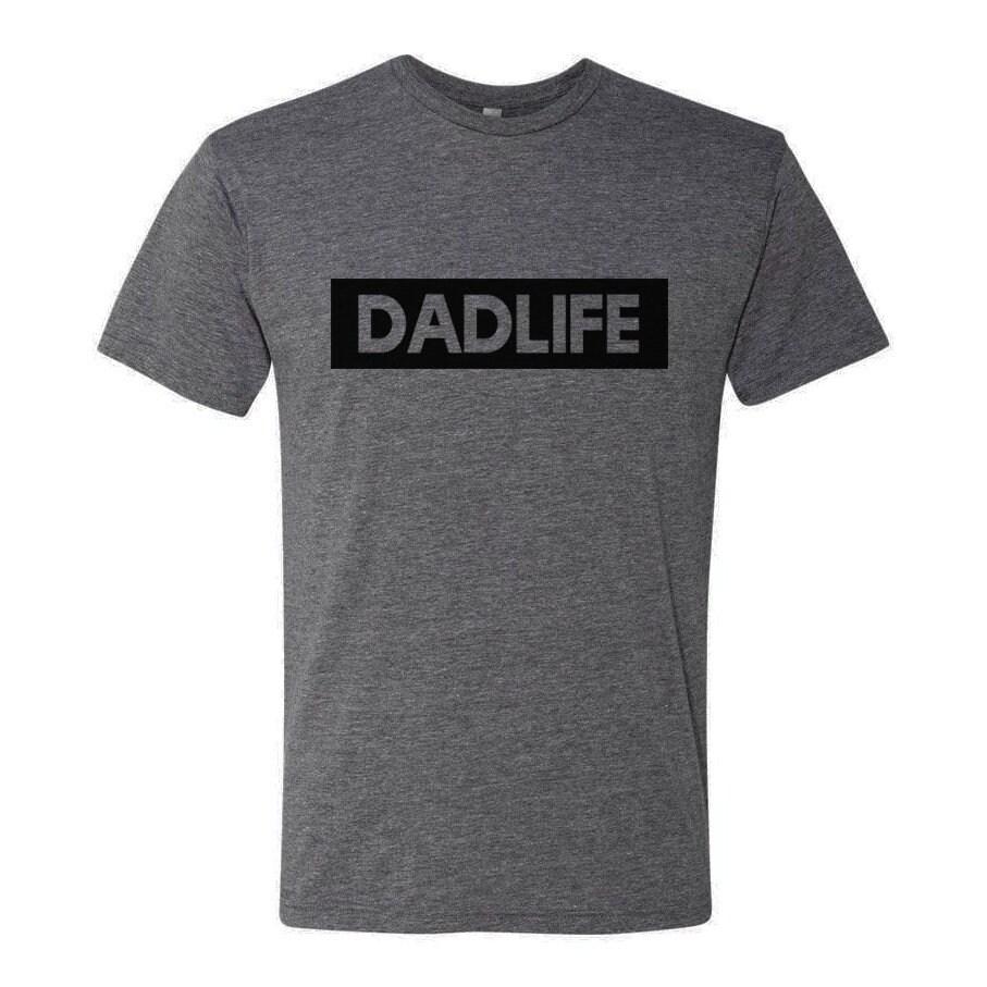 e7f11442 Dad Life Adult Shirt TShirt Dad T-Shirt Daddy Father Phrase | Etsy