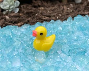 Dolls House Miniature Nursery Accessory 1;12 Scale Ducks Duck Mobile