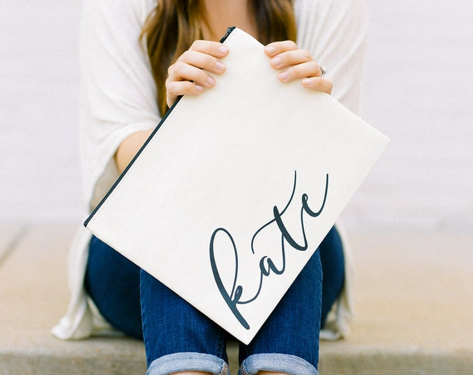 Personalized Clutch - Font 5