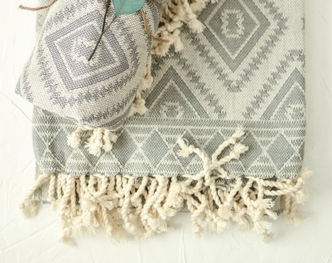 Turkish Towel - Aztec Beach Towel