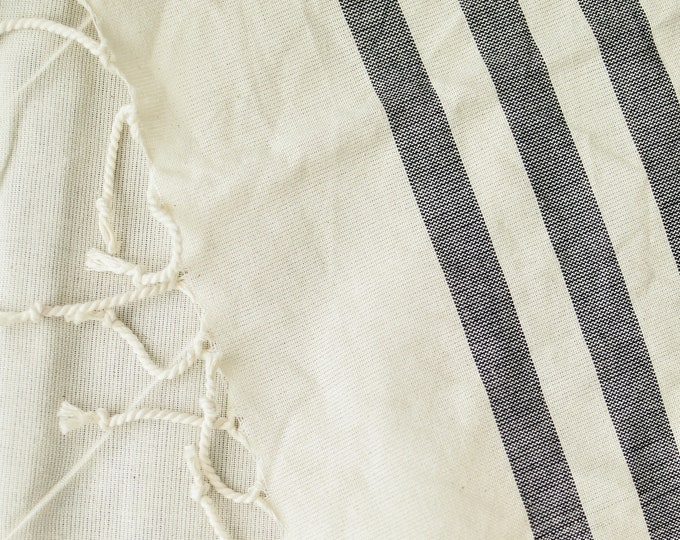 Turkish Towel - Striped Beach Towel