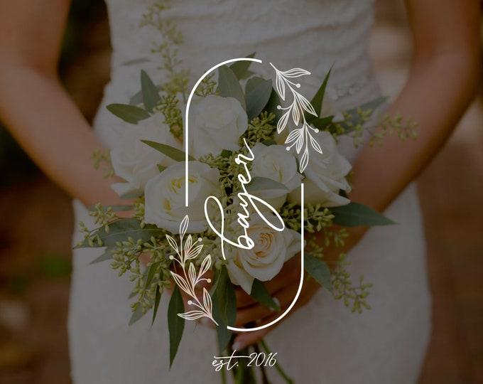 Premade, Custom Logo Design - 04