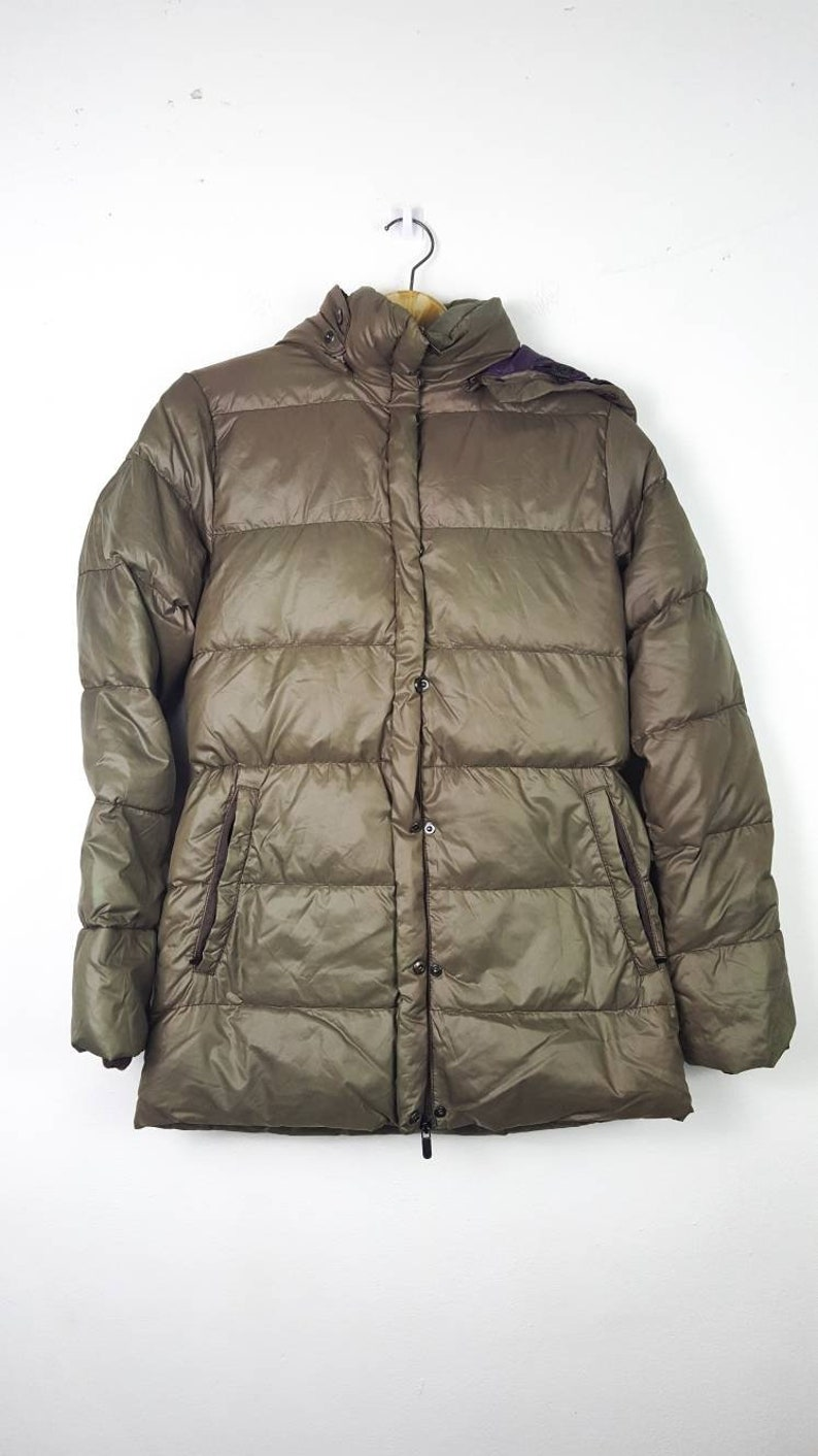 b7c399e66234 Vintage DUVETICA Goose Down Jacket With Good Tone Colour | Etsy