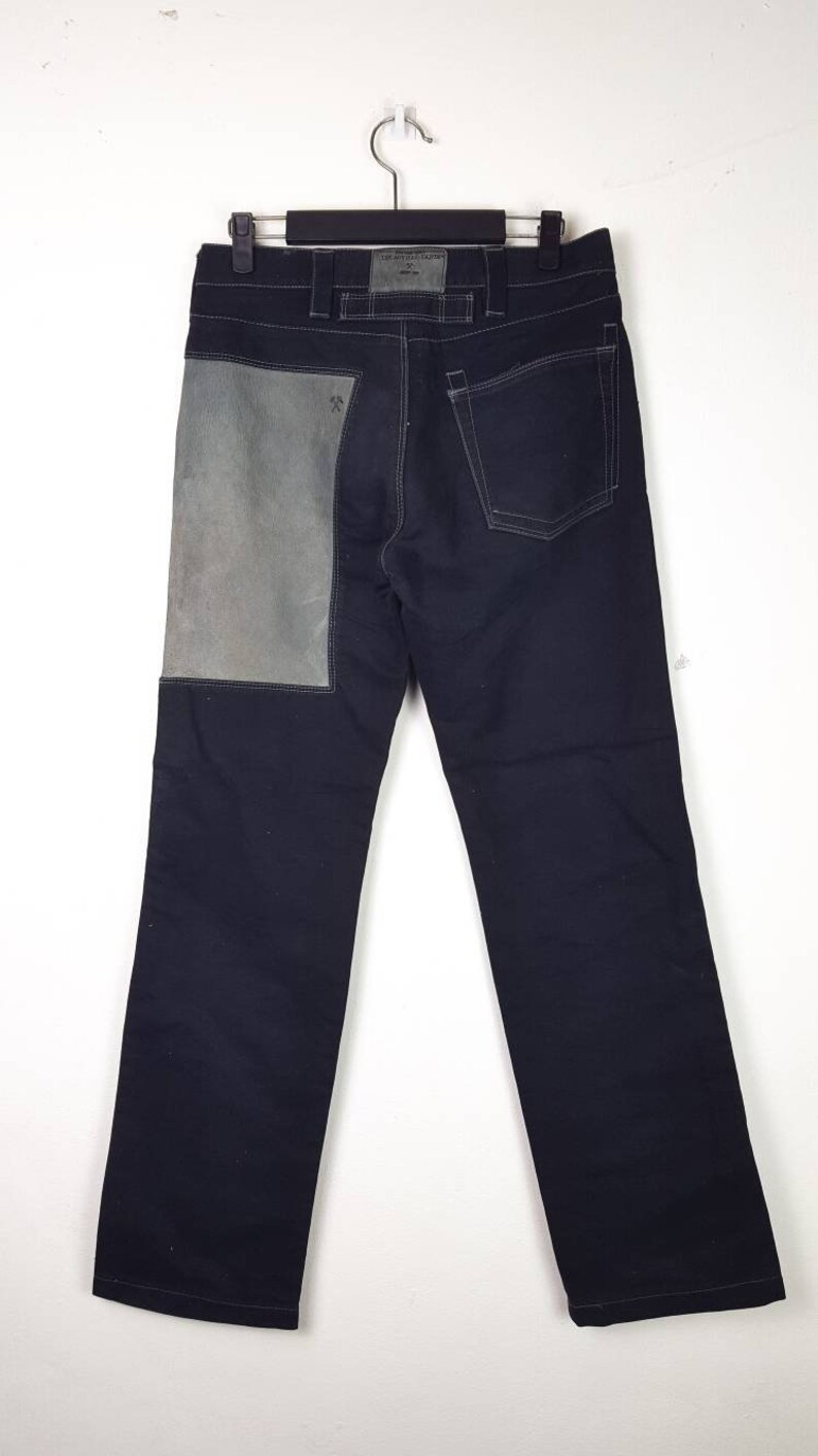 new product 9aec6 cdca8 Vintage DECAUVILLE Great Design With Heavy Material Made In Italy Trouser  Pant