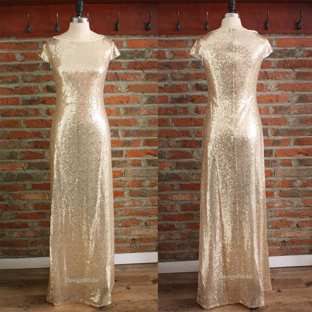 7a37636c78f00 Black And Gold Sparkly Dress For Sale
