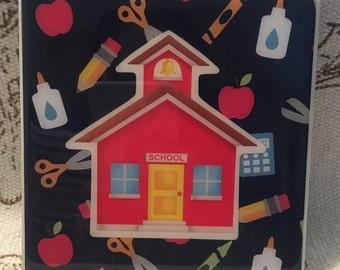 Decorative Coasters | Teachers | School | Ceramic Tile | Gifts | Wedding Favors