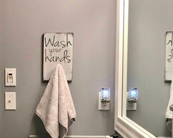 bathroom towel hook etsy rh etsy com bathroom towel hook rack bathroom towel hooks john lewis