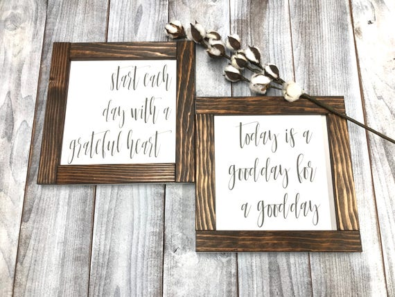 Rustic Home Decor Wood Signs , Inspiration Signs , Rustic Wall Hanging ,  Home Decor , Quotes , Quote Wall Art , Farmhouse Decor