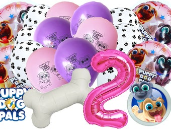 1st 2nd 3rd Second Birthday Decoration Party Supplies Favors Theme Paw Patrol Girl Cupcake