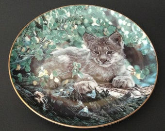 S by Charles Frace Young Explorer- Small Wonders of the Wild 8.5 Vintage W George Fine China