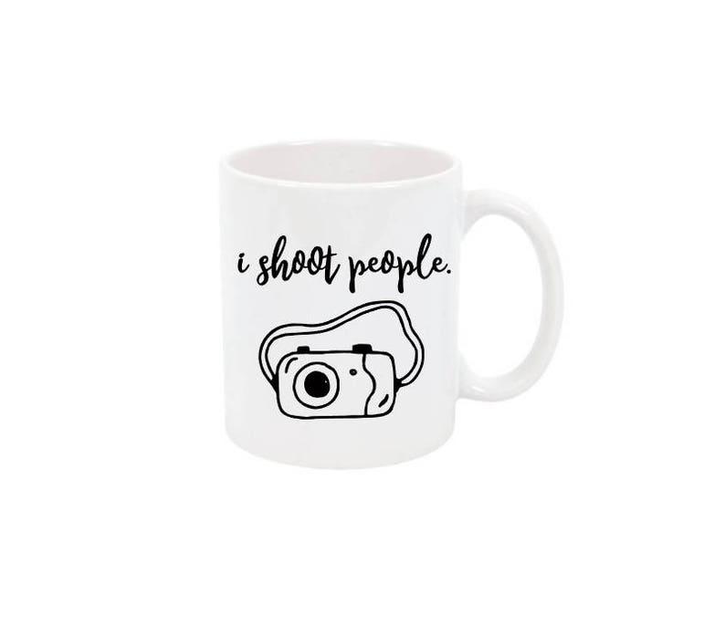 Camera Coffee Mug Photographer Gift Photography Gift  Custom image 0