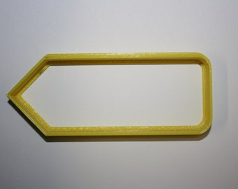 Pencil Cookie Cutter