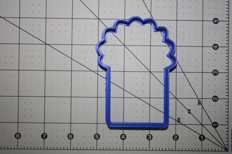 Popcorn Cookie Cutter  200 image 0