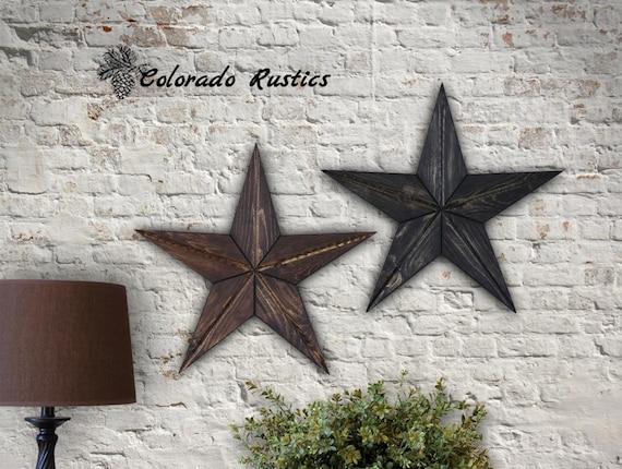 Rustic Star Home Decor