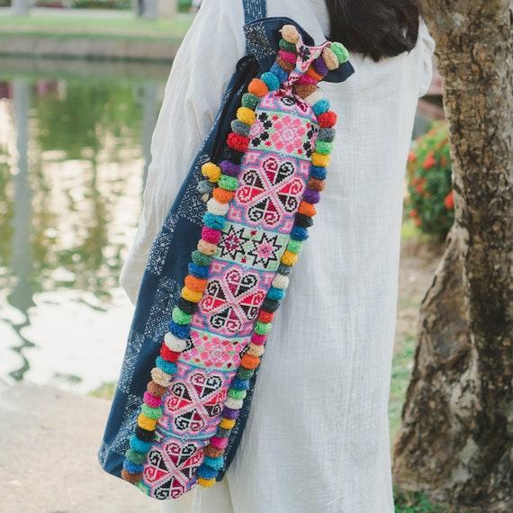 Yoga Bag Yoga Sling Mat Bag Gift For Yoga Lover Yoga Mat Carrier Yoga Yoga Mat Bag Yoga Mat Bag