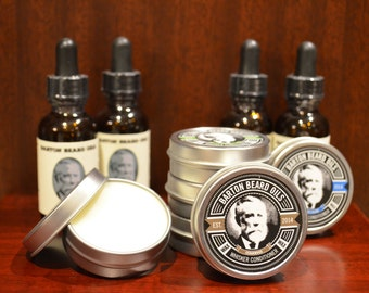 Barton Beard Oils - Exquisite Scented Mustache/Beard Wax