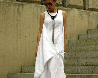 Party dress, Maxi dress, Dresses for women, Summer dress, Long dress, Sleeveless dress, Designer dress, Cotton dress, Boho dress D11316