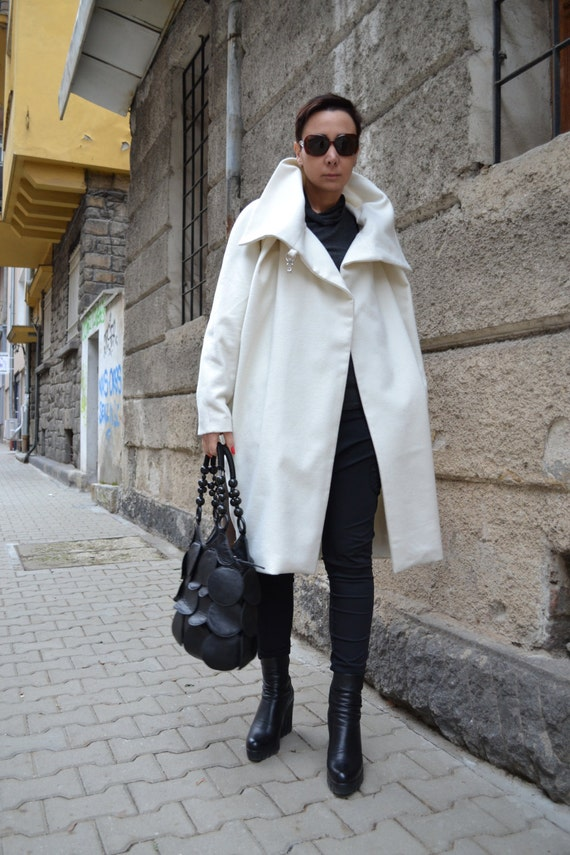 Business Coat For Women Winter Loose Trench